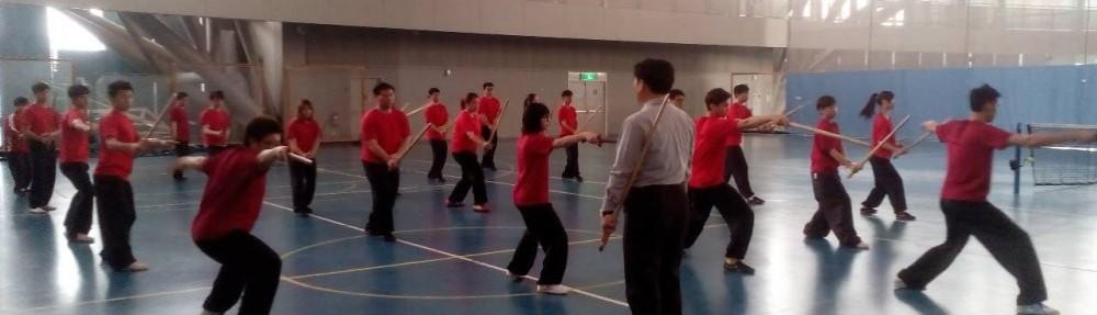 中華武壇國術推廣協會 – 武壇八極拳